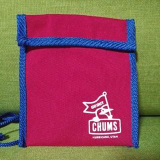 チャムス(CHUMS)のCHUMS ショルダーコインケース(コインケース)