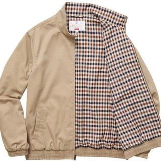 Supreme - 希少XL supreme × aquascutum club jacket