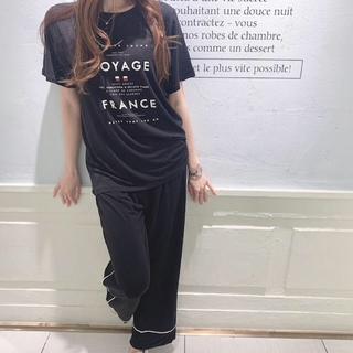 gelato pique - 新品未使用 上下セット◆ジェラートピケ ロブションコラボ Tシャツ ロングパンツ