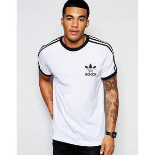 adidas - adidas originals カリフォニアTシャツ ホワイト白