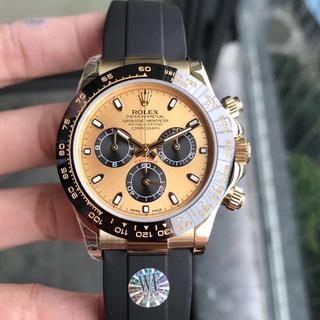 デイトナ コスモグラフ 116518LN 自動巻き クロノ 腕時計
