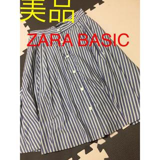 ZARA - 美品 ZARA スカートM