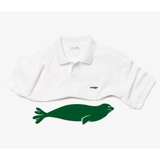 LACOSTE - トート付 Save Our Species ハワイアンモンクアザラシ