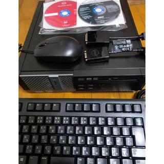 デスクトップ DELL パソコン