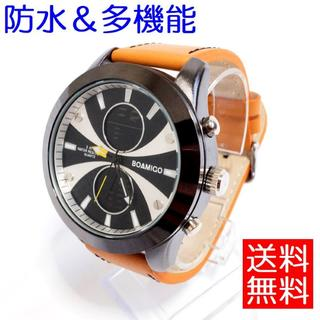 ce8ce58f07 2ページ目 - 時計(メンズ)(オレンジ/橙色系)の通販 1,000点以上 ...