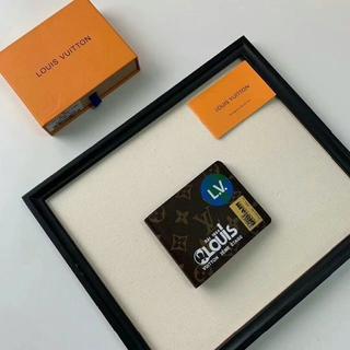ルイヴィトン(LOUIS VUITTON)のLouis Vuitton 2つ折財布 M67819 ルイヴィトン ポケット財布(折り財布)