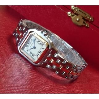 Cartier - 【美品☆】カルティエ パンテール 1ロウ レディース SM / 腕時計