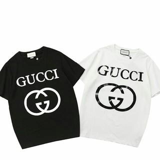 Gucci  2枚7000円送料込み 男女兼用 Tシャツ 半袖 美品