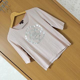 クレイサス(CLATHAS)のCLATHAS 五分袖Tシャツ(Tシャツ(半袖/袖なし))