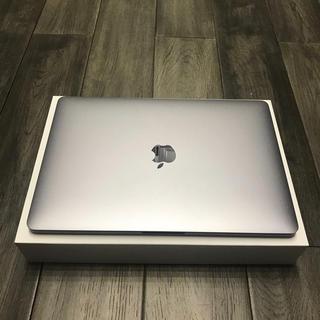 アップル(Apple)のMacBook pro 15インチ 2016late toutchbar搭載(ノートPC)