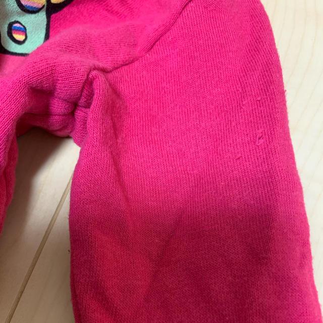 HYSTERIC MINI(ヒステリックミニ)のモンスター トレーナー キッズ/ベビー/マタニティのベビー服(~85cm)(トレーナー)の商品写真