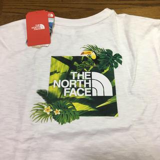 THE NORTH FACE - ノースフェイス 新品 Tシャツ New aqua L 黒 男女兼用 #6