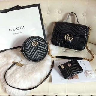 Gucci - ハンドバッグ/クロスボディ/財布