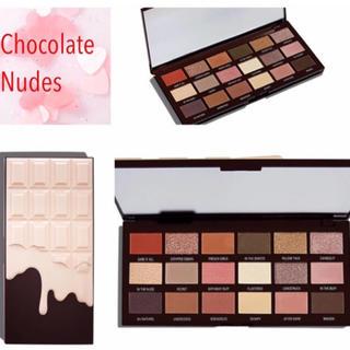 MUR  チョコレート アイシャドウパレット Nudes 日本未発売 新品