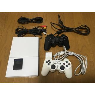 PlayStation2 - プレステ2 薄型 ホワイト SCPH-90000