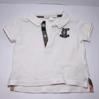 バーバリー(BURBERRY)のBURBERRY 6M ポロシャツ(Tシャツ)