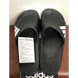 アディダス(adidas)の【新品未使用】adidas サンダル 25.5cm(サンダル)