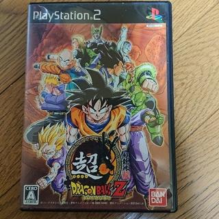 プレイステーション2(PlayStation2)のPS2 超ドラゴンボールZ(家庭用ゲームソフト)