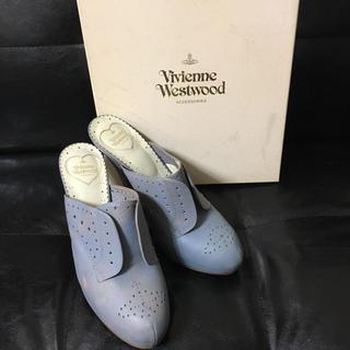 ヴィヴィアンウエストウッド(Vivienne Westwood)の箱付き ハイヒール ヴィヴィアン ウエストウッド(ハイヒール/パンプス)