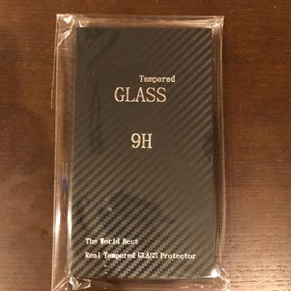 アップル(Apple)のiPhone8plus ガラスフィルム(保護フィルム)