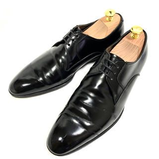 UNION IMPERIAL 約25.5cm ビジネスシューズ 革靴 レザー(ドレス/ビジネス)