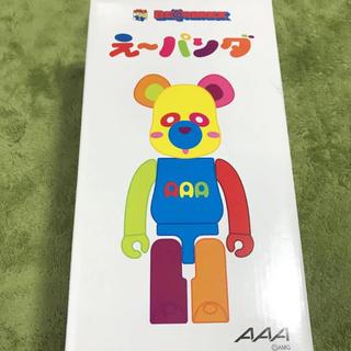 MEDICOM TOY - 超レア!ファン必見☆ベアブリック  400% AAAパンダ
