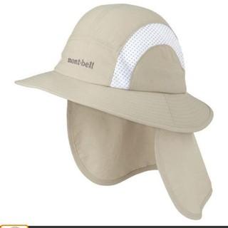 モンベル(mont bell)の★mont-bell サハラハット★ベビー(帽子)