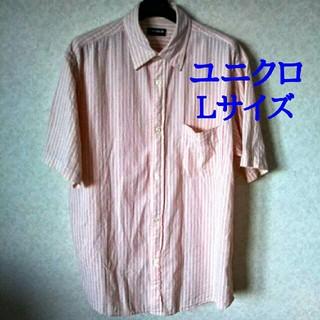 UNIQLO - ユニクロ  UNIQLO  メンズ  シャツ  半袖
