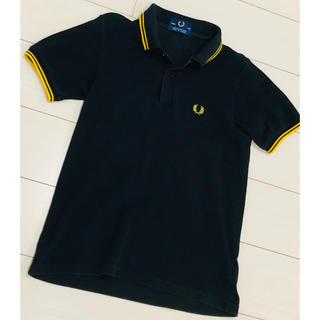 FRED PERRY - 【美品】FRED PERRY ポロシャツ  UK製 Sサイズ