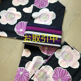 【美品】tsumori chisato 浴衣 洗える 夏の着物 定価41040円