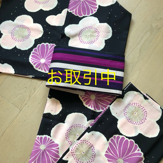 ツモリチサト(TSUMORI CHISATO)の【美品】tsumori chisato 浴衣 洗える 夏の着物 定価41040円(浴衣)