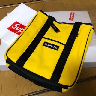 シュプリーム(Supreme)の希少カラーsupremePolartecToteYellowトートバック黄色(トートバッグ)