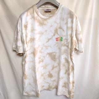 ベアー(Bear USA)の90'sBEAR斑染Tシャツ(Tシャツ/カットソー(半袖/袖なし))