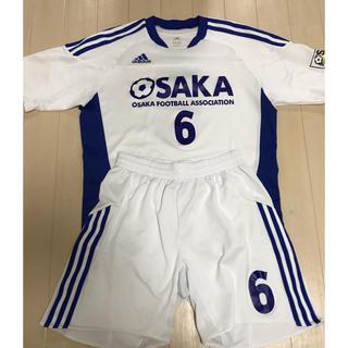 アディダス(adidas)のサッカー 国体 大阪代表ユニフォーム(ウェア)