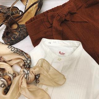 Lochie - vintage 花柄 クラシカルレトロスカート
