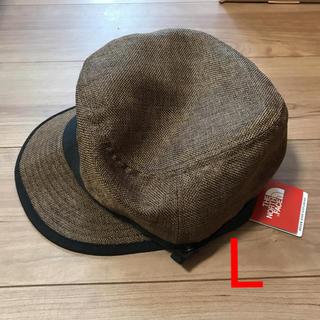 ザノースフェイス(THE NORTH FACE)の新品 ノースフェイス ハイク キャップ 帽子 L(ハット)