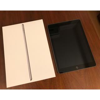 アップル(Apple)のiPad 第6世代 wifi 32GB スペースグレイ(タブレット)