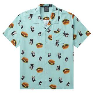 ハフ(HUF)のHuf x  Popeye,Wimpy Burger mint  Mサイズ(Tシャツ/カットソー(七分/長袖))
