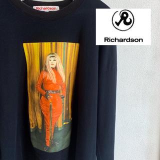 シュプリーム(Supreme)の【Richardson】ロンT A Tシャツ スウェット 激レア(Tシャツ/カットソー(七分/長袖))