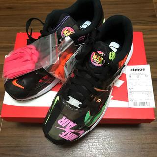 atmos - Nike air max2 light black atmos
