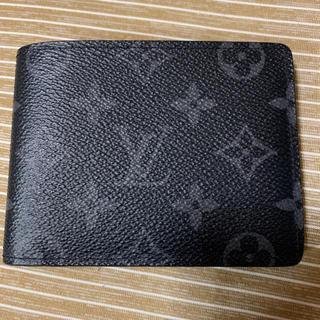 ルイヴィトン(LOUIS VUITTON)のポルトフォイユ ミュルティプル エクリプス(折り財布)