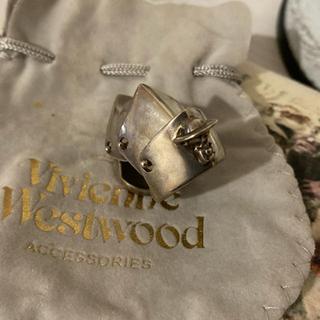ヴィヴィアンウエストウッド(Vivienne Westwood)のアーマーリング(リング(指輪))