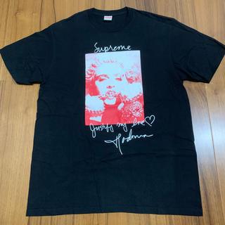 Supreme - シュプリーム   マドンナTシャツ18aw