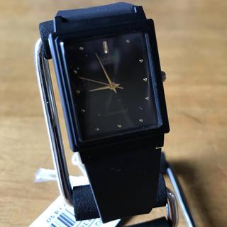 CASIO - 新品✨カシオ CASIO レディース 腕時計 MQ38-1A ブラック