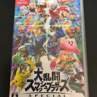 ニンテンドウ(任天堂)の大乱闘スマッシュブラザーズ SPECIAL - Switch (家庭用ゲームソフト)