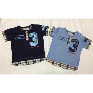MINI-K - 【確認用】ミニケー  Tシャツ 双子 100