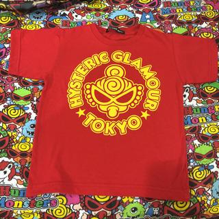 HYSTERIC MINI - ヒステリックミニ♡39Tシャツ♡100センチ