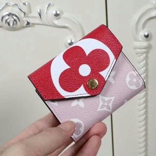 ルイヴィトン(LOUIS VUITTON)の極美品 LOUIS VUITTON 折りたたみ財布(折り財布)