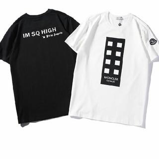MONCLER - 2枚5000円送料込み 男女兼用 Tシャツ 半袖 美品