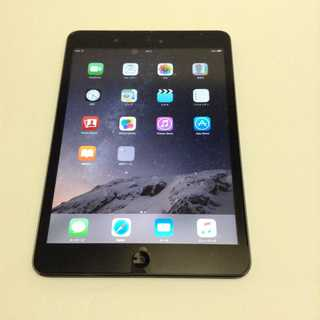 アップル(Apple)のiPad mini 黒(タブレット)